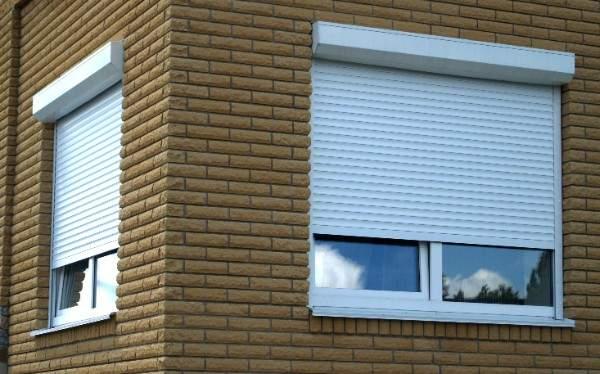 металлические жалюзи на окна, фото 21