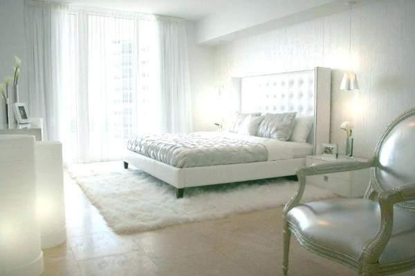 белые ковры в дизайне интерьера, фото 22