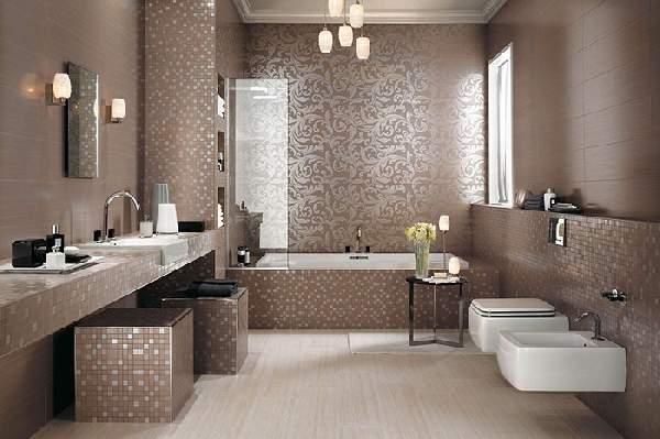 ванные комнаты больших размеров дизайн, фото 29