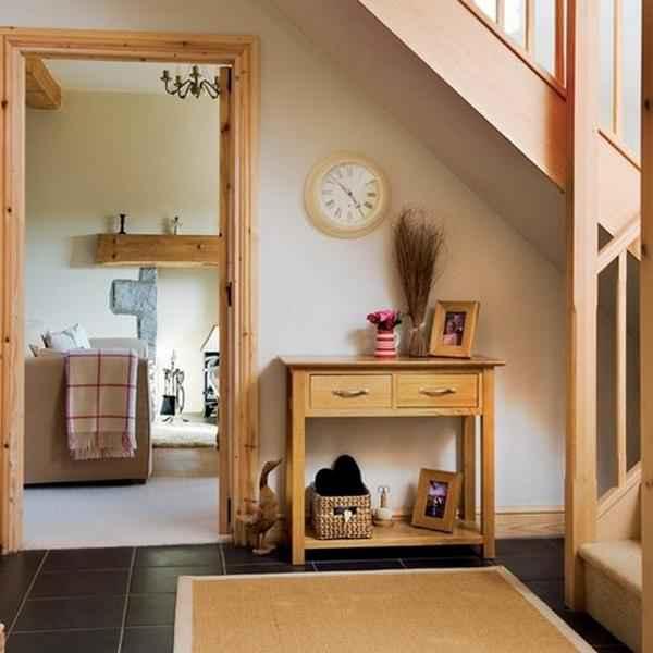 дизайн маленькой прихожей в доме, фото 22