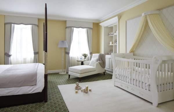 белые ковры в дизайне интерьера, фото 53