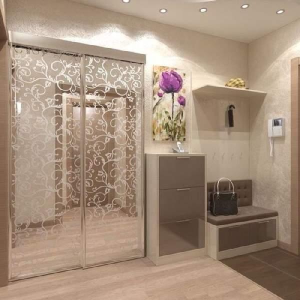 шкаф купе в коридоре дизайн фото, фото 44