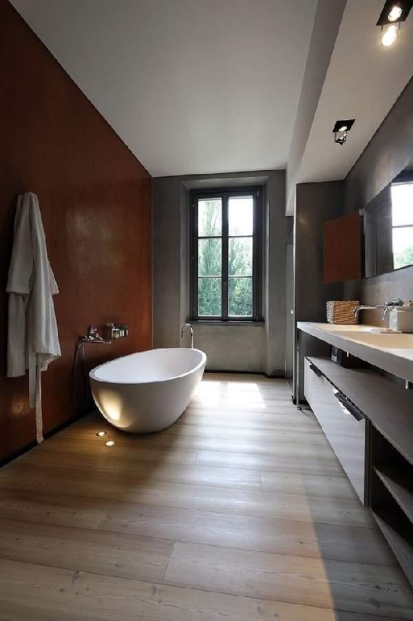 дизайн большой ванной комнаты, фото 2
