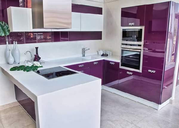 кухня современная классика, фото 81