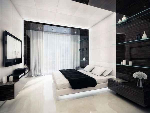 интерьер маленькой однокомнатной квартиры, фото 18