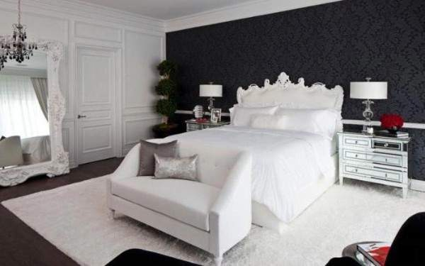 белые ковры на пол, фото 25