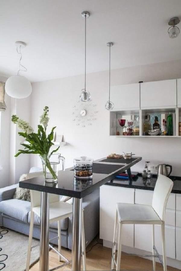 дизайн кухни 9 м с диваном, фото 37