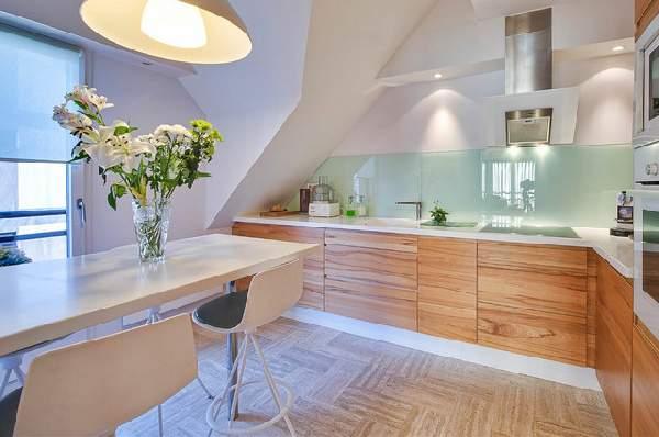 фото современных кухонь в частном доме, фото 75