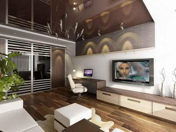 интерьер однокомнатной квартиры 30 кв м, фото 23
