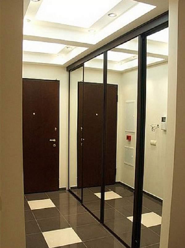 шкаф купе в узком коридоре, фото 10