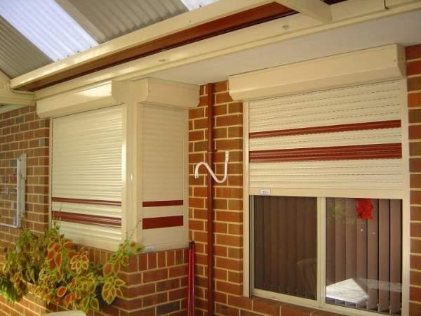 металлические жалюзи на окна, фото 2