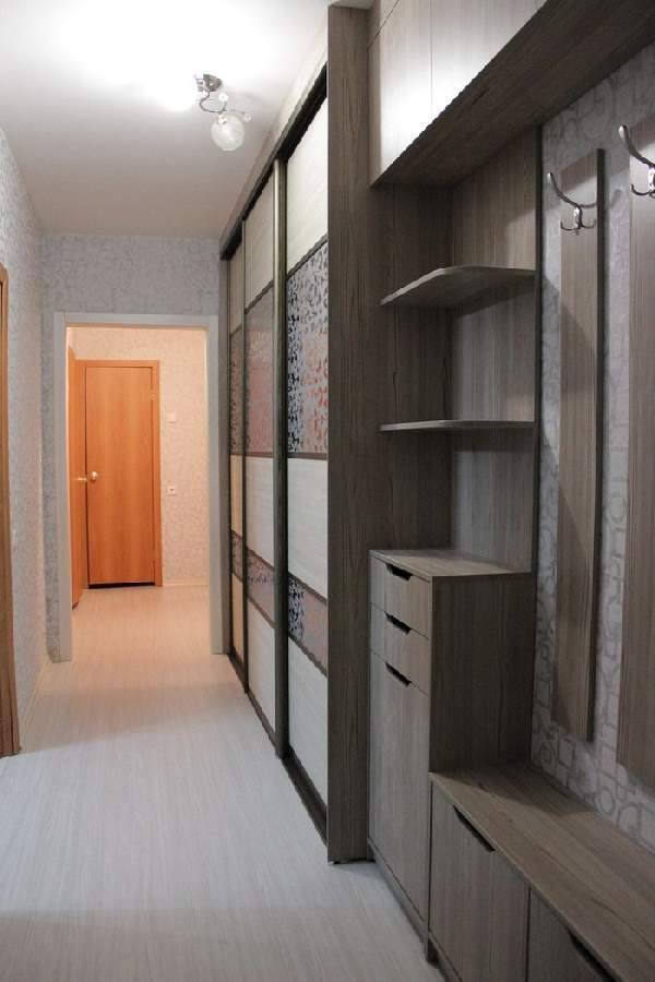 шкаф купе в узком коридоре фото, фото 11