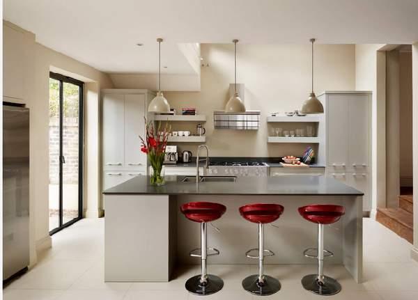 оформление кухни в современном стиле, фото 6