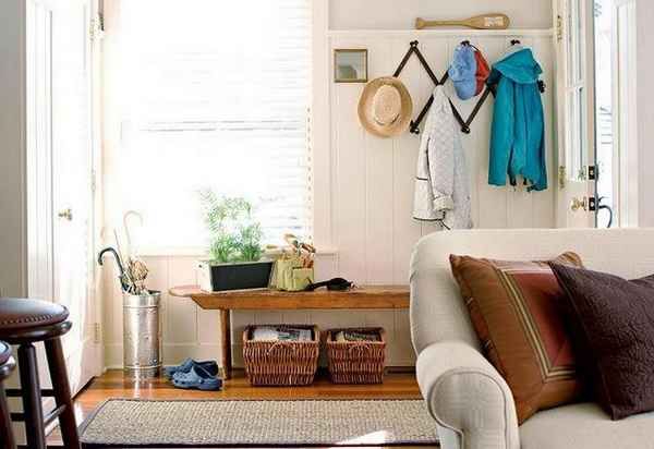 дизайн прихожей в частном доме, фото 30