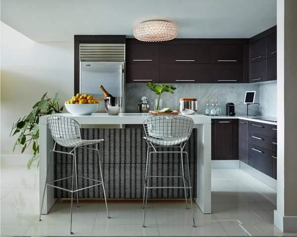 современное оформление кухни фото, фото 9