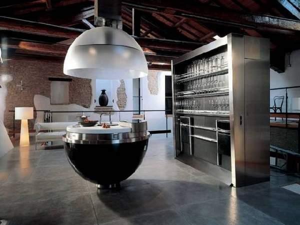 современные кухни, фото 10