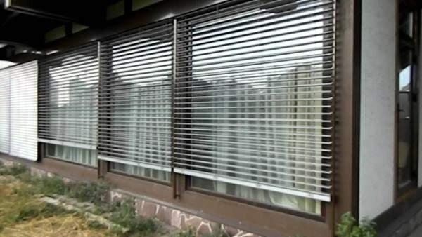 металлические жалюзи на пластиковые окна, фото 49