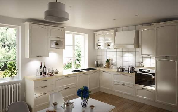 фото современных кухонь в частном доме, фото 77