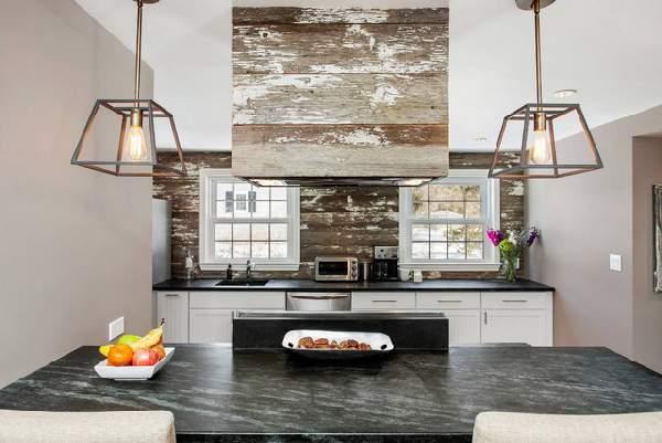 фото современных кухонь в квартире, фото 15