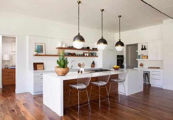 кухни в современном стиле фото, фото 17