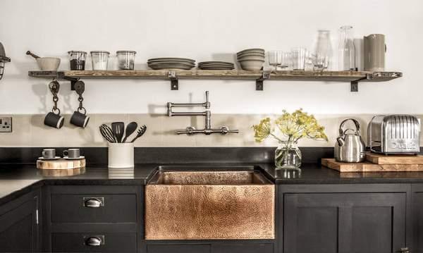 кухни в современном стиле фото в квартире, фото 18