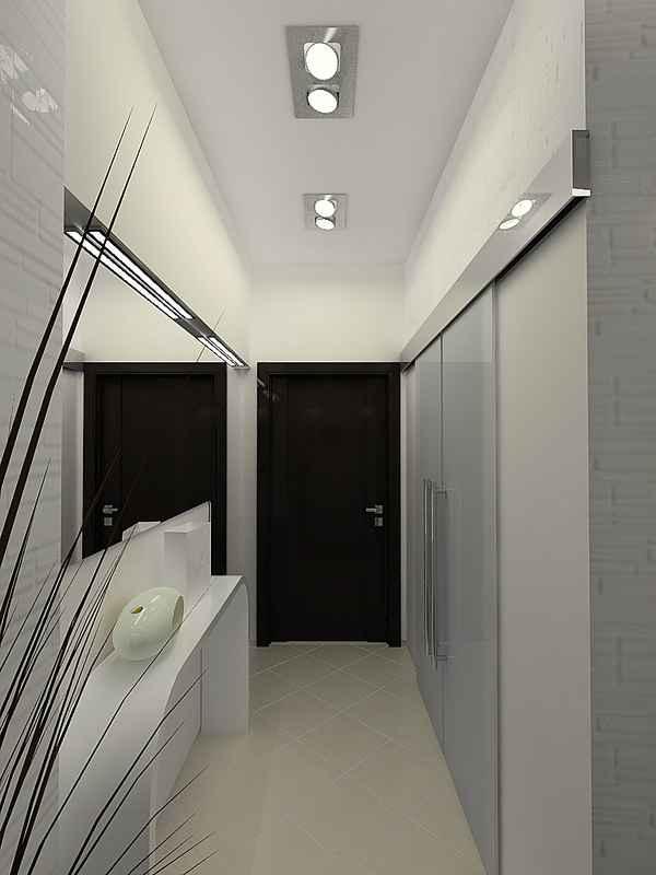 прихожая дизайн интерьера фото в доме частном, фото 59
