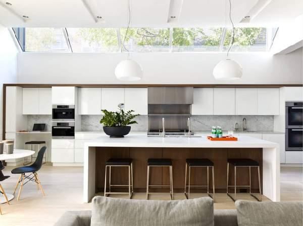 фото современных кухонь в квартире, фото 29
