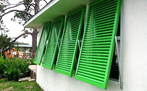 жалюзи металлические защитные на окна с электроприводом, фото 24