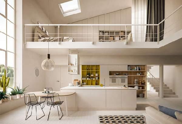 фото современных кухонь в частном доме, фото 78