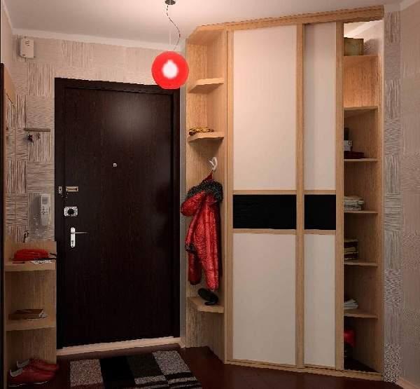 шкаф купе в коридор малогабаритные, фото 16