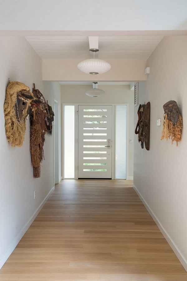 современный дизайн прихожей в доме, фото 41