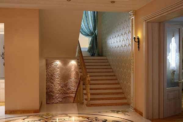 современный дизайн прихожей в доме, фото 63