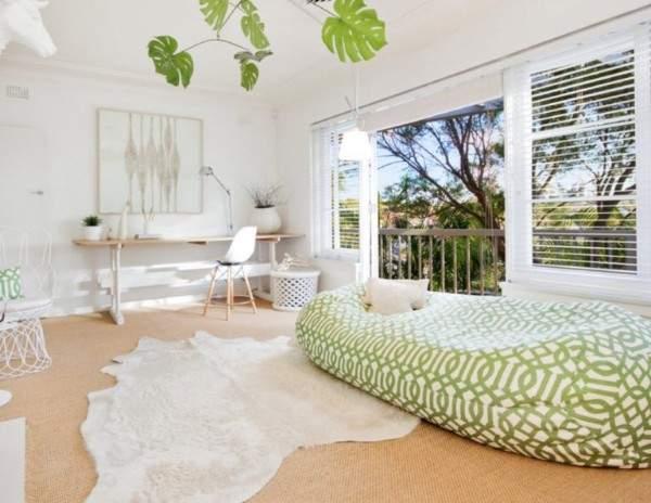 белые ковры на пол, фото 37