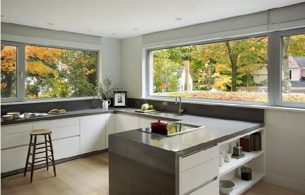 оформление кухни в современном стиле, фото 21