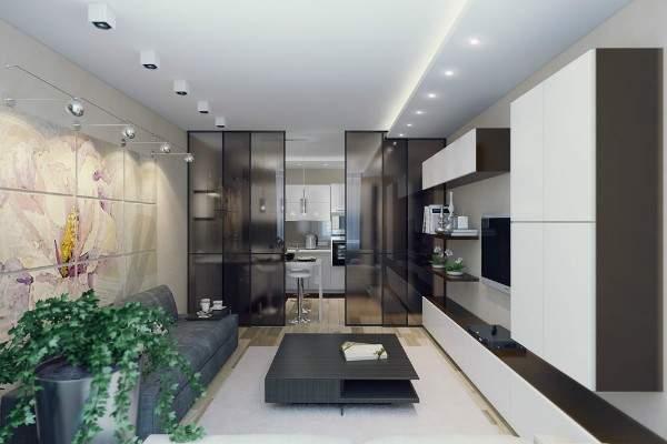 ковры белого цвета в интерьере, фото 6