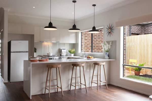 оформление кухни в современном стиле фото, фото 22