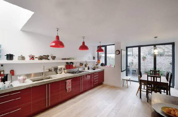 современные кухни 2019, фото 25