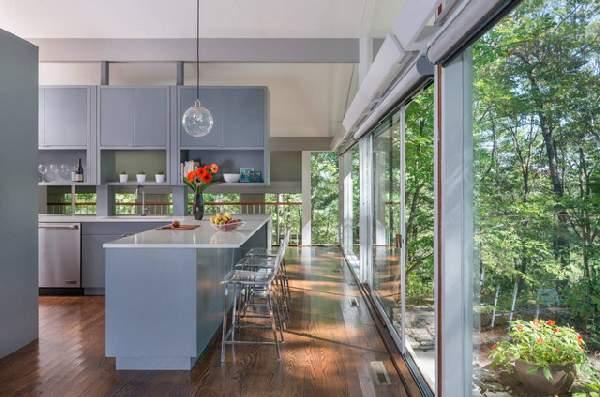 современные кухни, фото 32