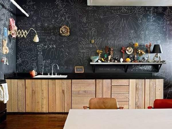 варианты современных кухонь, фото 38