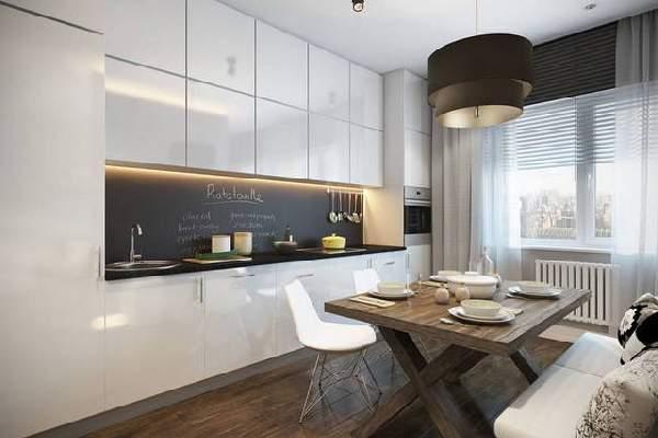 варианты современных кухонь, фото 39