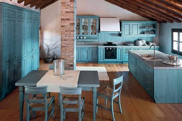 варианты современных кухонь, фото 40