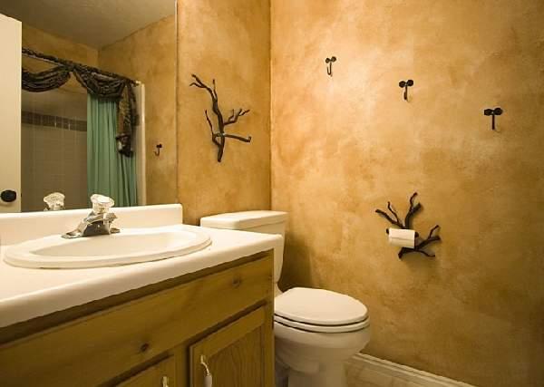 дизайн большой ванной комнаты в частном доме, фото 20