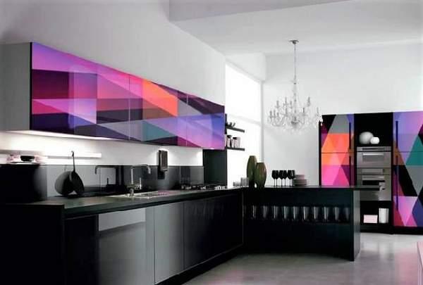 функциональная современная кухня, фото 57