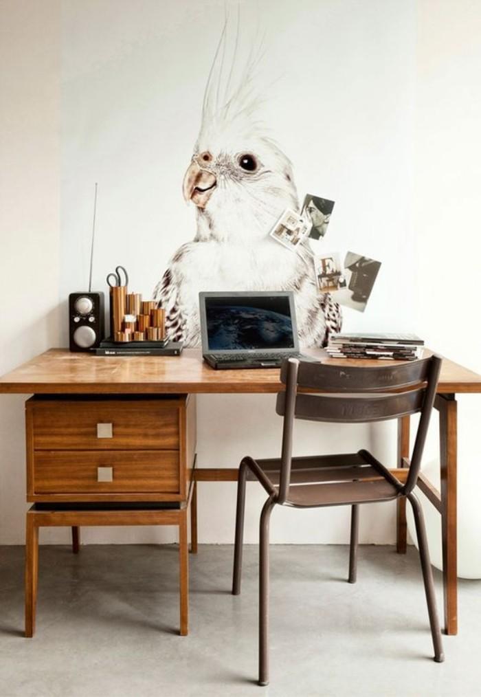 Красивый письменный стол своими руками
