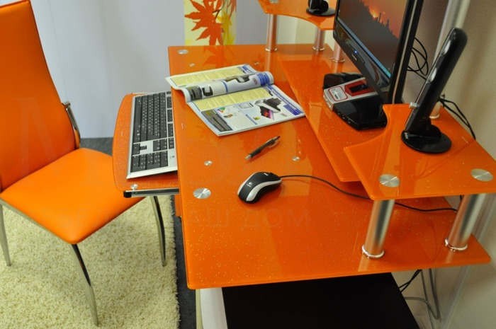 Как сделать стеклянный стол, фото 12