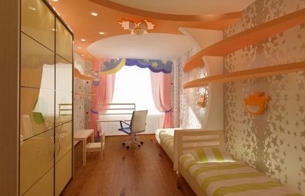 интерьер детской комнаты для девочки 12 лет фото