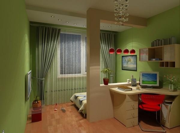 интерьер детской комнаты для девочки 14 лет фото