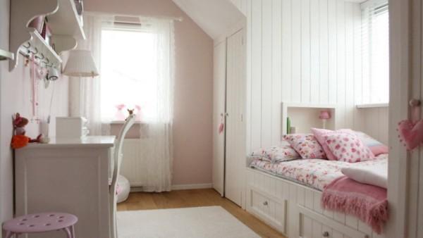 интерьер детской комнаты в стиле прованс для девочки 10