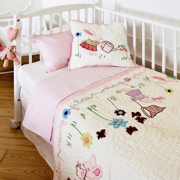 какое постельное белье лучше для детей