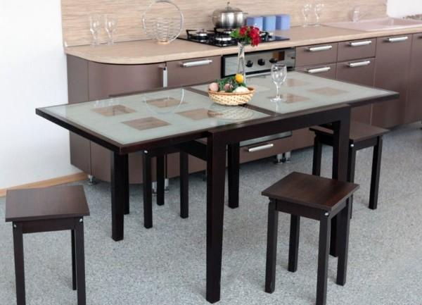 классические раскладные столы